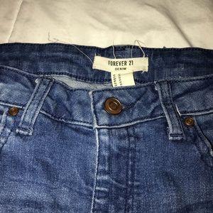 Denim - Forever 21 denim jeans